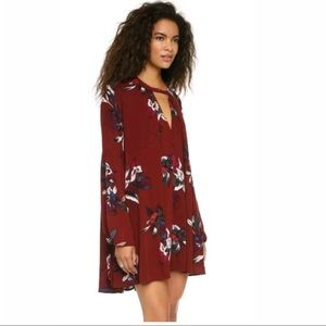 Free People Tree Swing Tunic